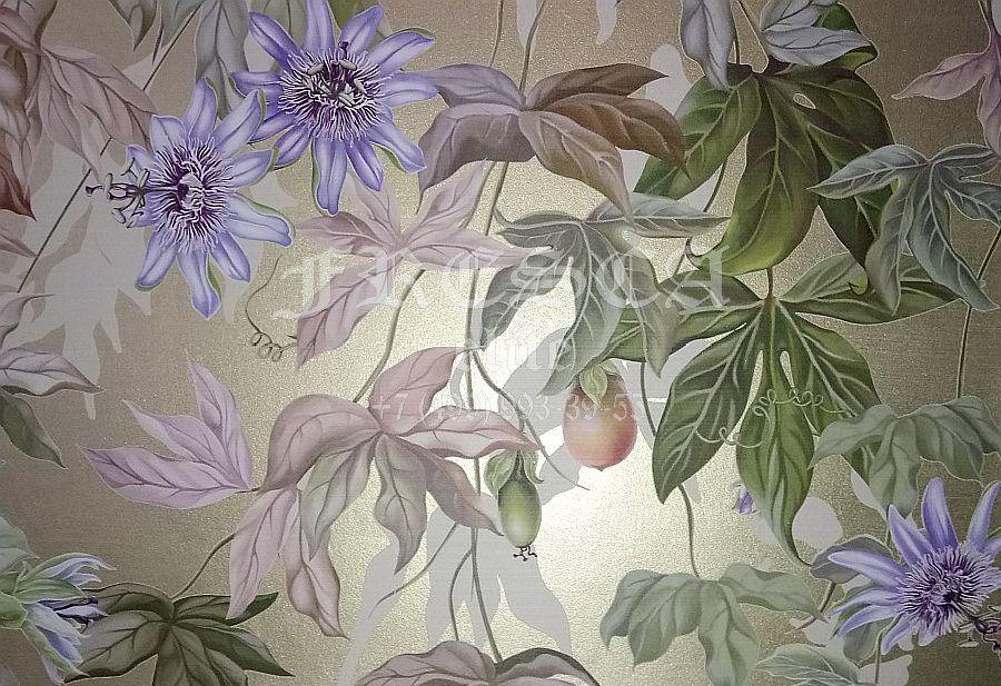 обои-фрески на стену фото